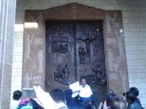 193 basilica door