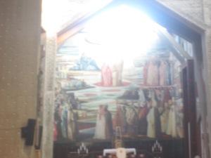 200 Inside Annunciation Basilica Nazareth