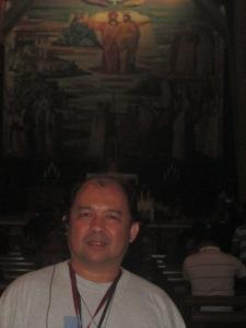 201 Inside Annunciation Basilica Nazareth