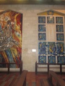 202 Inside Annunciation Basilica Nazareth