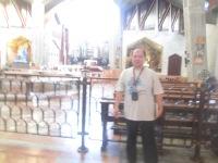 203 Inside Annunciation Basilica Nazareth