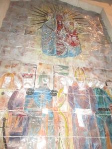 207 Inside Annunciation Basilica Nazareth