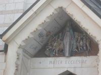 208 Inside Annunciation Basilica Nazareth