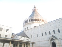 212 Dome of Annunciation Basilica