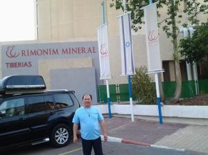 Rimonim Mineral Hotel, Tiberias