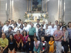 237 After the Mass at Cana