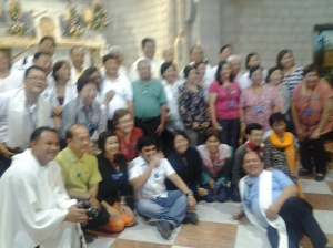 239 After the Mass at Cana