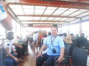292 boatride sea of galilee