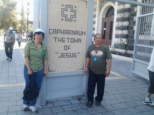 Me and Belle at the Entrance - Capharnaum