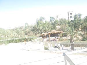 At the Jordan River