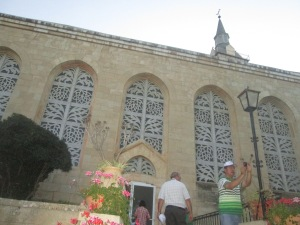 Visitation Church Up in Ein Karem