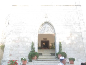 St John the Baptist Church in Ein-Karem the Site where St. John the Baptist was born