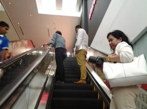 Marryann at Dubai Mall