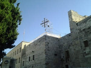 Church of the Nativity - Bethlehem, West Bank