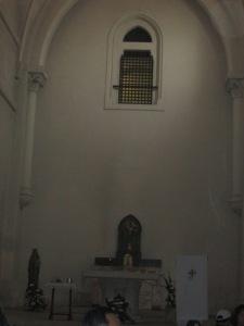 Inside Pater Noster