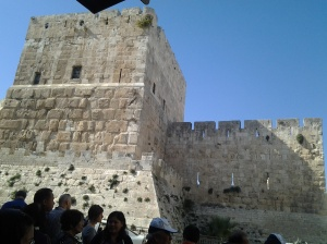 tower of david built by herod