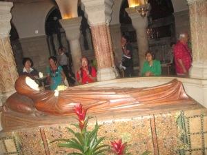 600 Dormition Mary
