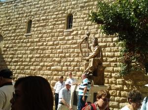 Harp of David