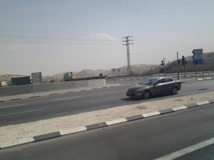 going to Qumran Valley