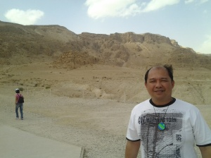 680 Me during the qumran park tour
