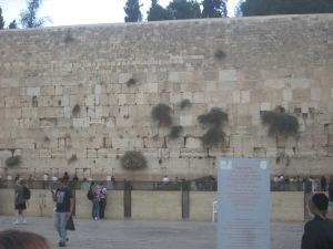 Western (Wailing) Wall