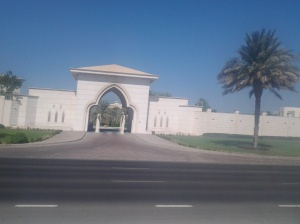 royal family palace of dubai