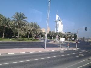 Borj al Arab Hotel - Dubai