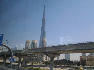 Burj Khalifa tallest tower of the world