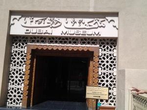 Dubai Museum Exit
